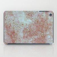 a grain of salt iPad Case