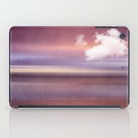 TIME AND SILENCE iPad Case