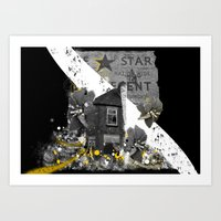 Find Your Own... Art Print