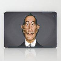 Celebrity Sunday ~ Salvador Dali iPad Case