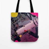 Ghostbusters 2 Tote Bag