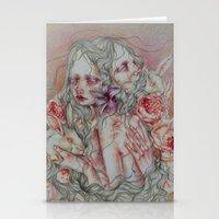 Lovely Skin Stationery Cards