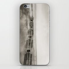 Lost time iPhone & iPod Skin