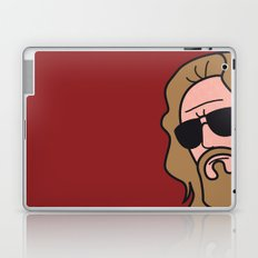 Pop Icon - The Dude Laptop & iPad Skin