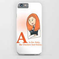 A is for Amy iPhone 6 Slim Case