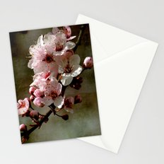 Pretty Cherry Blossoms Stationery Cards