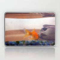 Fish in trouble Laptop & iPad Skin