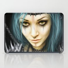 Unstoppable: A Vampiric Warrior  iPad Case