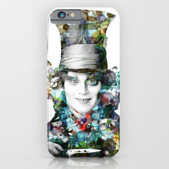 Mad Hatter iPhone & iPod Case