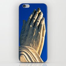 The Day's Final Prayer iPhone & iPod Skin