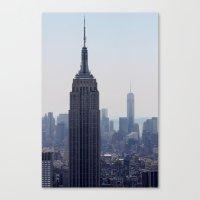South New York City Canvas Print