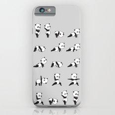 Yoga Bear - Panda Slim Case iPhone 6s