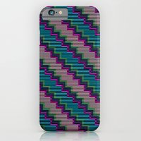 iPhone & iPod Case featuring Pixel Stack no.2 by athomahawk