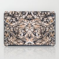 Reflecting Pollock  iPad Case