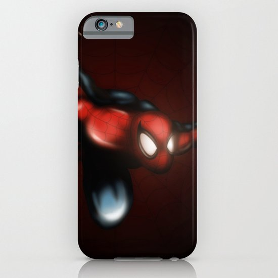 Spider Man iPhone & iPod Case