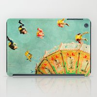 You Spin Me Right Round … iPad Case
