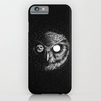 iPhone Cases featuring Moon Blinked by Kerby Rosanes
