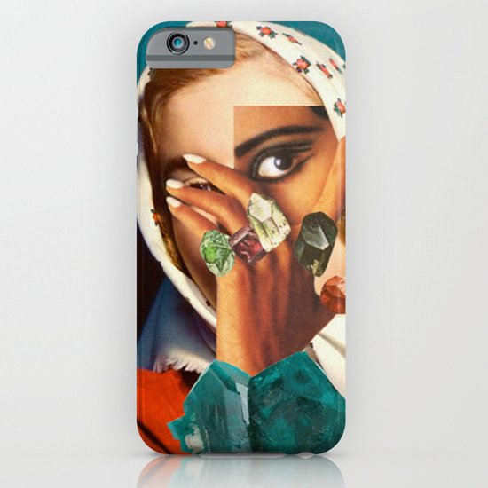DIOPTASE iPhone & iPod Case