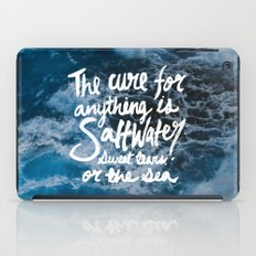 Saltwater iPad Case