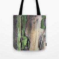 Green Peel Tote Bag