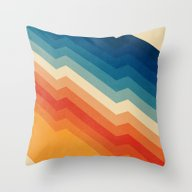 Barricade Throw Pillow