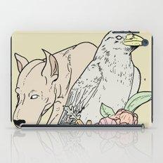 si canem corvus iPad Case