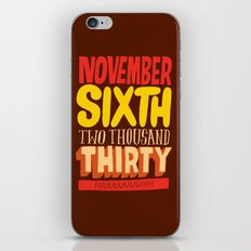 Student loans own me iPhone & iPod Skin