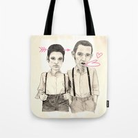 Meet the Valentines Tote Bag