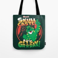 It's Gr-r-ray! Tote Bag