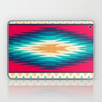 SURF GIRL CHEVRON Laptop & iPad Skin