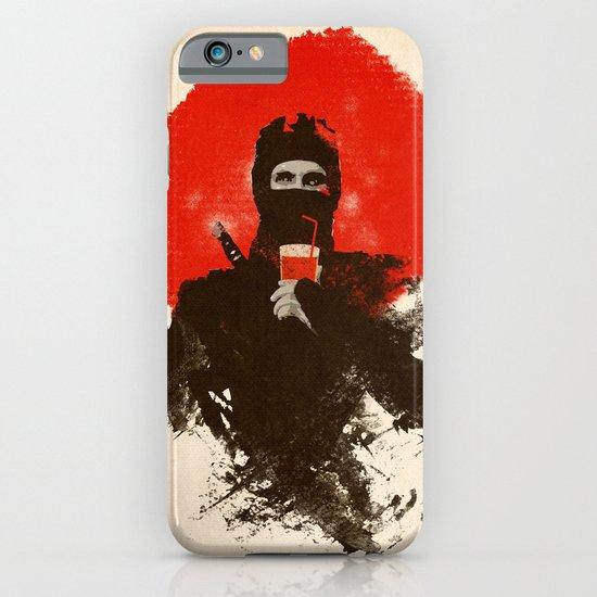 American ninjas like Bloody Mary iPhone & iPod Case