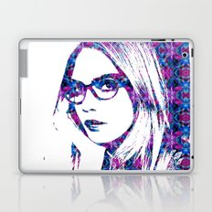 Cara in the city Laptop & iPad Skin