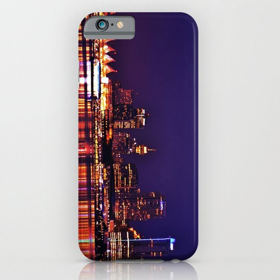this city, these streets iPhone & iPod Case