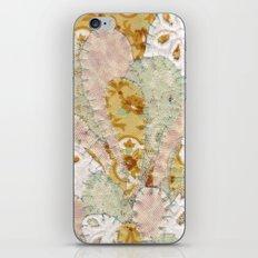 Folk Girl iPhone & iPod Skin