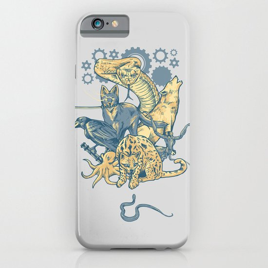 Shadow Moses iPhone & iPod Case