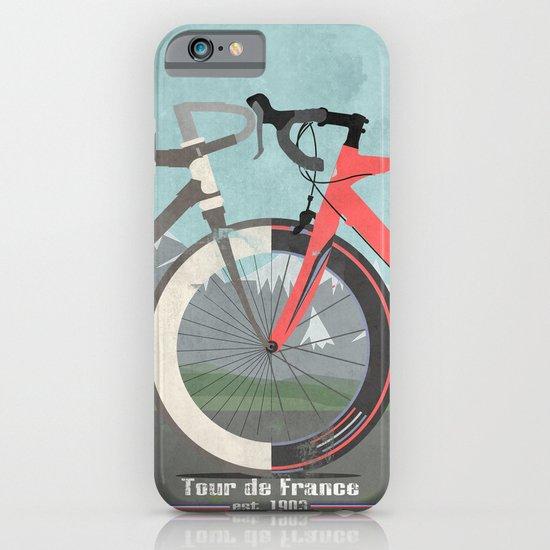 Tour De France Bicycle iPhone & iPod Case