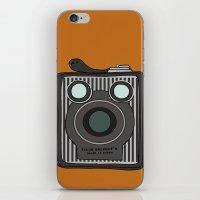 Brownie iPhone & iPod Skin