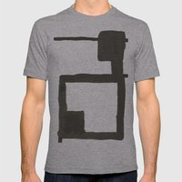 Chair Mens Fitted Tee Athletic Grey SMALL