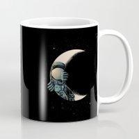 Crescent moon Mug