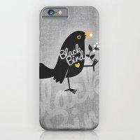 iPhone & iPod Case featuring BlackBird by ellis