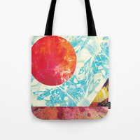 Life Round Here Tote Bag