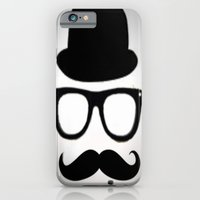 iPhone & iPod Case featuring Gentleman by Amy Copp