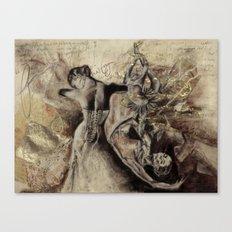 freudian dream Canvas Print