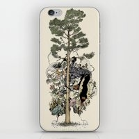 Everdream Pine iPhone & iPod Skin