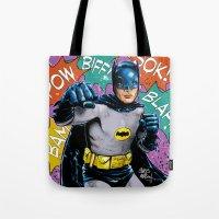SAME BAT-TIME Tote Bag