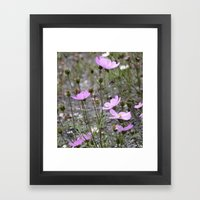 Wild Flowers #2 Framed Art Print