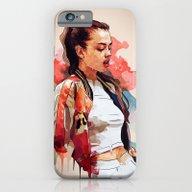 Orange Feelings iPhone 6 Slim Case