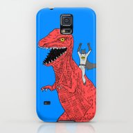 Dinosaur B Forever Galaxy S5 Slim Case