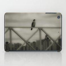 Fog morning iPad Case