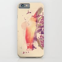 iPhone & iPod Case featuring Woodlands Fox by mattdunne